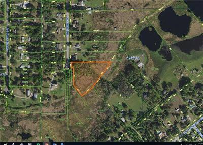 Lakeland Residential Lots & Land For Sale: 0 Pine Cone Drive