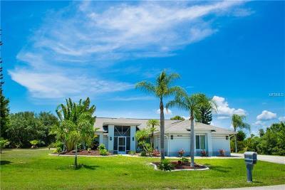 Single Family Home For Sale: 26576 Barranquilla Avenue