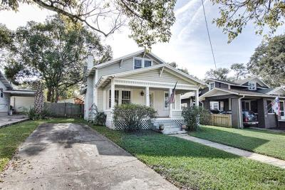 Single Family Home For Sale: 706 W Patterson Street
