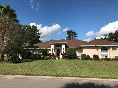 Lakeland Single Family Home For Sale: 5811 Coveview Drive W