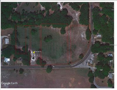 Mulberry Residential Lots & Land For Sale: Old Hwy 37