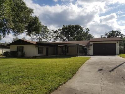 Single Family Home For Sale: 1611 Dooley Lane