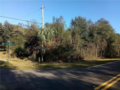 Wimauma, Wimauma` Residential Lots & Land For Sale: 1605 Butch Cassidy Trail