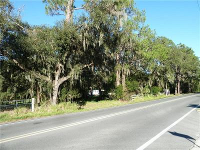 Auburndale Residential Lots & Land For Sale: 3047 Old Dixie Highway