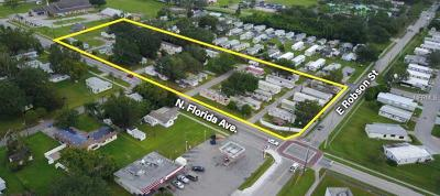 Lakeland Commercial For Sale: 185 Jonna Street