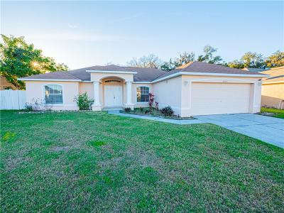 Bartow Single Family Home For Sale: 1623 Taylor Brooke Drive