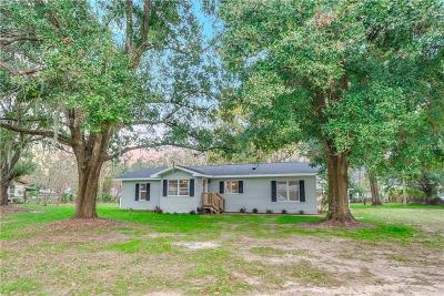 Single Family Home For Sale: 9109 Taylor Road