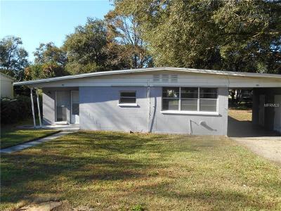 Lakeland Single Family Home For Sale: 216 Hillside Drive