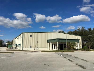 Lakeland Commercial For Sale: 3500 Reynolds Road