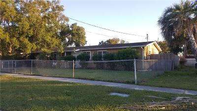 Hernando County, Hillsborough County, Pasco County, Pinellas County Single Family Home For Sale: 4722 W Bay Avenue