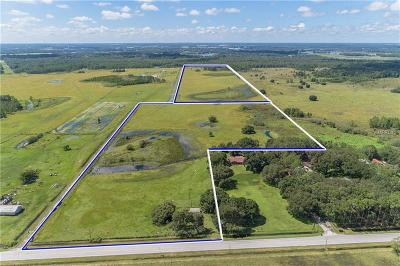 Lakeland Residential Lots & Land For Sale: 4914 Knights Station Road