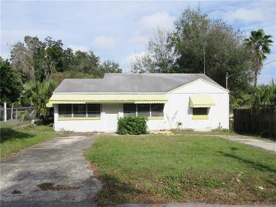 Tampa FL Single Family Home Pending: $130,000