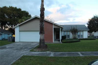 Lakeland Single Family Home For Sale: 1235 Groveland Lane