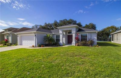 Mulberry Single Family Home For Sale: 4525 Fairway Oaks Drive