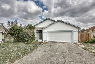 Winter Haven Single Family Home For Sale: 3315 Queens Cove Loop