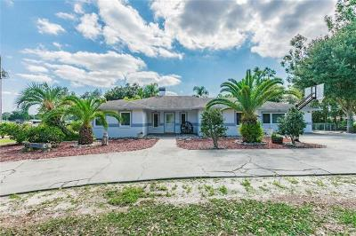 Winter Haven Single Family Home For Sale: 5215 Thornhill Road