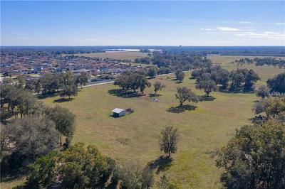 Lakeland Residential Lots & Land For Sale: 6825 Kitty Fox Lane