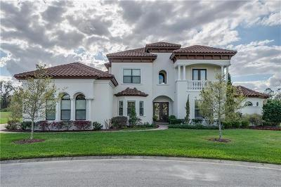 Lakeland Single Family Home For Sale: 2390 Heritage Lakes Drive