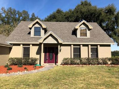 Auburndale Single Family Home For Sale: 132 N Pointe Drive