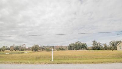 Lakeland Residential Lots & Land For Sale: 14514 Evans Ranch Road