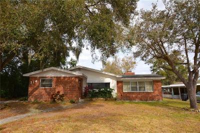 Lakeland Single Family Home For Sale: 714 E Crawford Street