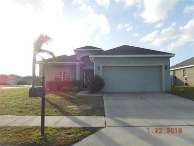 Davenport FL Single Family Home Pending: $192,500