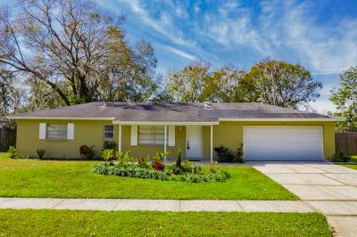 Mulberry Single Family Home For Sale: 5005 Misty Lake Dr