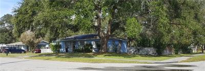 Tampa FL Single Family Home For Sale: $139,900