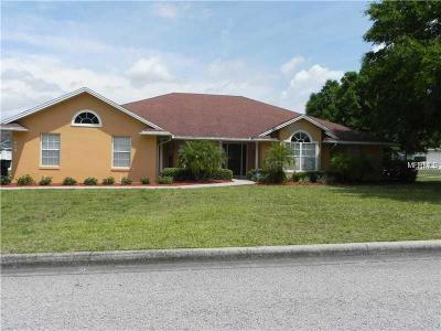 Lakeland Single Family Home For Sale: 1828 Sandy Knoll Circle S