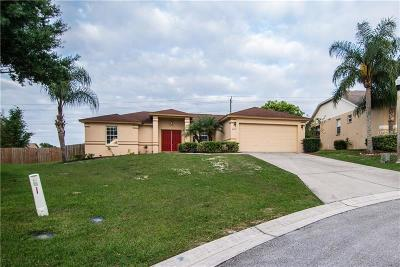 Single Family Home For Sale: 6510 Oakpoint Drive