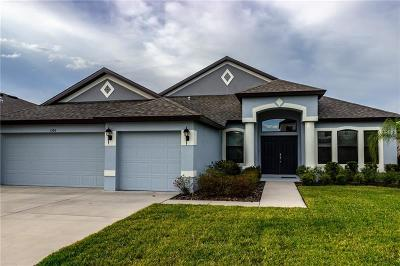 Lakeland Single Family Home For Sale: 1366 Heritage Landing Dr.