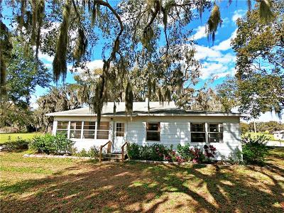 Lakeland Single Family Home For Sale: 4424 Wallace Road