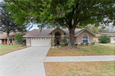 Mulberry Single Family Home For Sale: 3267 Heather Glynn Drive
