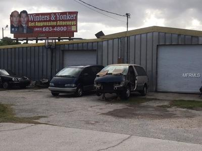 Auburndale Commercial For Sale: 1131 McCampbell Road