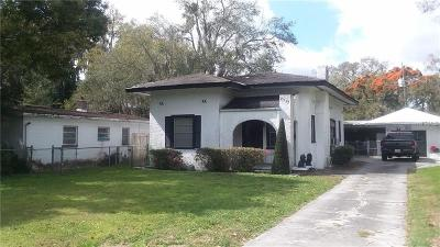 Lakeland Single Family Home For Sale: 2317 Circle Drive