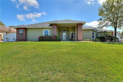 Lakeland Single Family Home For Sale: 5176 Highlands By The Lake Drive