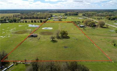 Polk City Residential Lots & Land For Sale: 4737 Angus Road