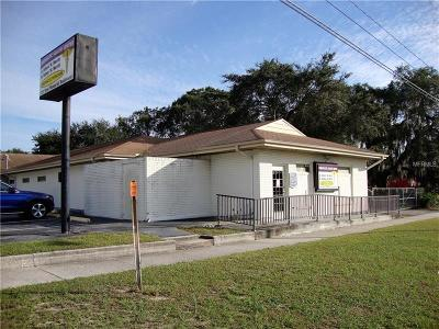 Lakeland Commercial For Sale: 1253 W Memorial Boulevard