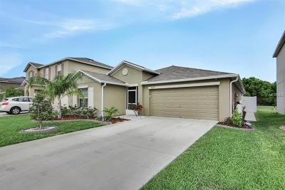 Wimauma Single Family Home For Sale: 10629 Standing Stone Drive