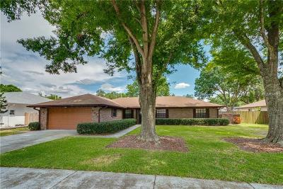 Lakeland Single Family Home For Sale: 5320 Nichols Drive E