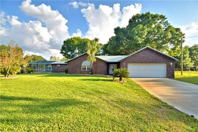 Bartow Single Family Home For Sale: 6715 Maggie Drive
