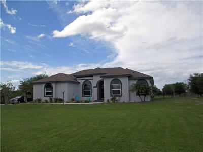 Winter Haven Single Family Home For Sale: 3700 Gerber Dairy Road