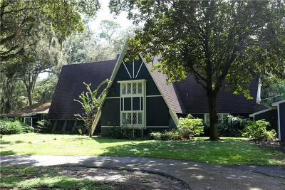 Plant City Single Family Home For Sale: 1403 S Wiggins Road