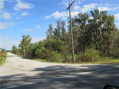 Polk City Residential Lots & Land For Sale: Deen Still Road W