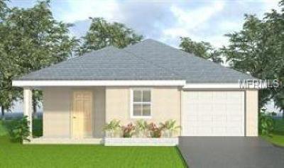 Single Family Home For Sale: 922 Texas Avenue