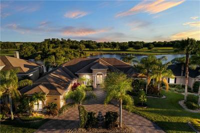 Lakeland Single Family Home For Sale: 1100 Reflections Lake Loop