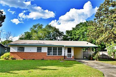 Lakeland FL Single Family Home For Sale: $115,000