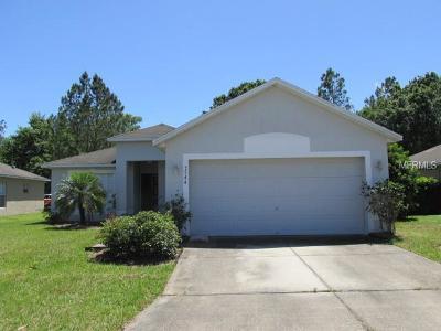 Lakeland FL Single Family Home For Auction: $165,000