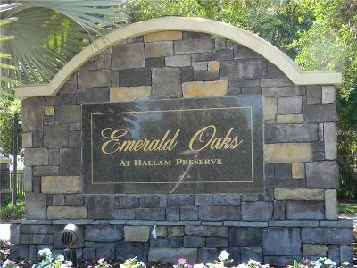 Lakeland Residential Lots & Land For Sale: Lot #1 Emerald Woods Lane