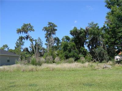 Lakeland Residential Lots & Land For Sale: Lot #21 Highlands Oak Trail